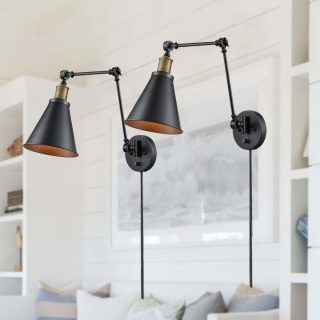 Enjoy Comfort And Style With These Swing Arm Wall Lamps Claxy