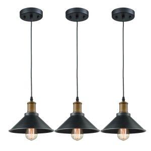 Farmhouse-Mini-Black-3-Light-Pendant-Fixture