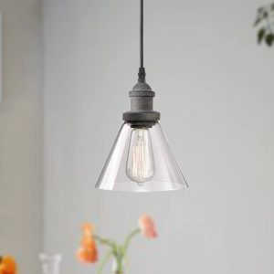 Mini Glass Pendant Lights Rustic Kitchen Island Pendant Lighting