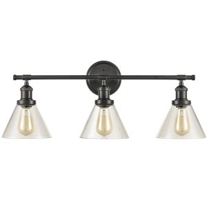 Bathroom Vanity Light 3 Lights Industrial Wall Sconces Fixture