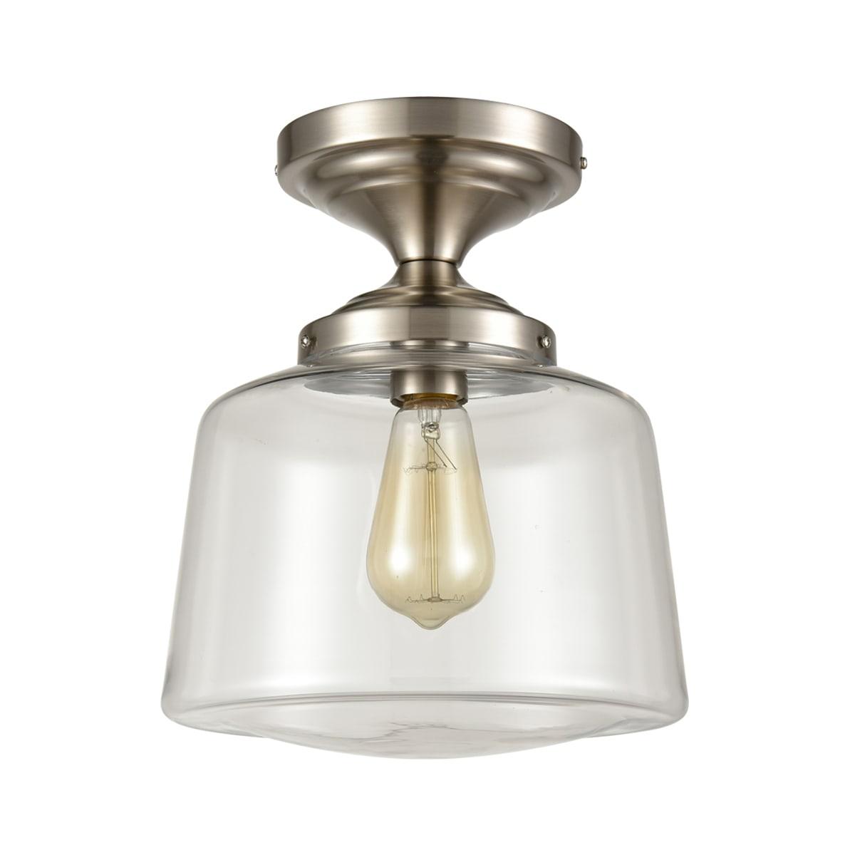 Modern Semi Flush Ceiling Light