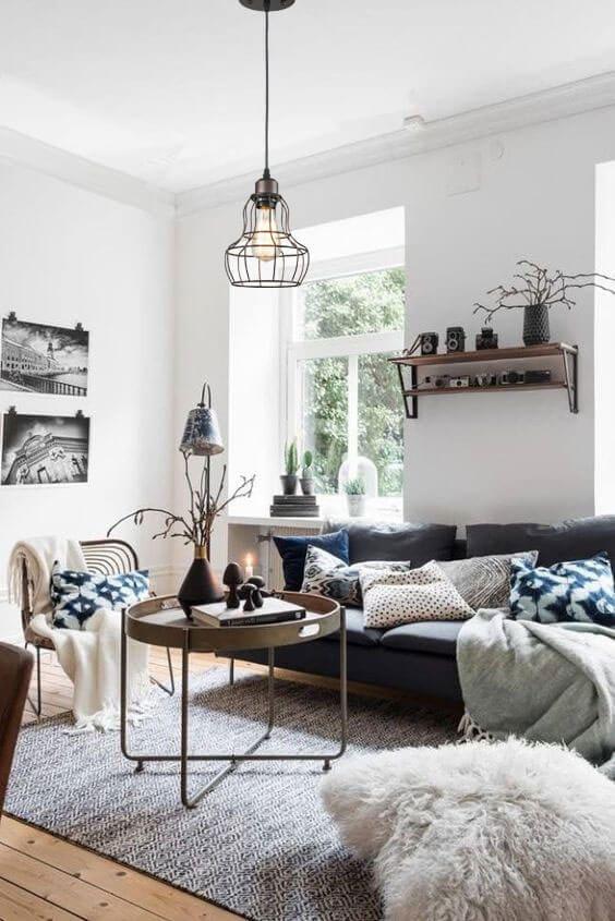 1-living room mini pendant-1