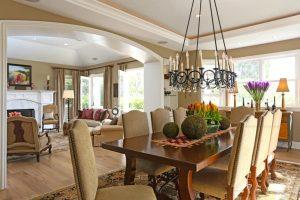 3dining room chandelier