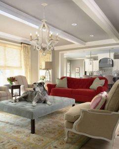 1.living room-AVELINA 6-LIGHT CHANDELIER