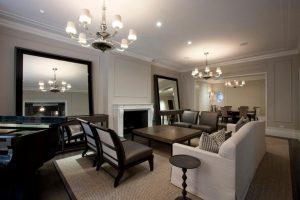 1double centerpiece living room