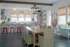 4lantern dining room