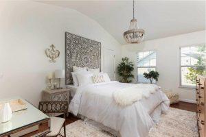 5boho chic bedroom