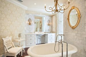 9a touch of gold bathroom