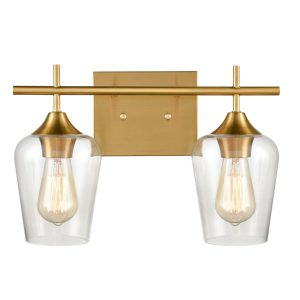 Modern Bathroom Wall Sconces Vanity Brass Wall Sconce