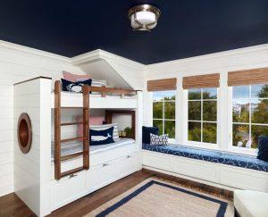 5glass ceiling light bedroom1