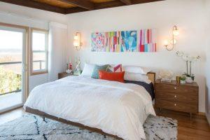 5mid century bedroom