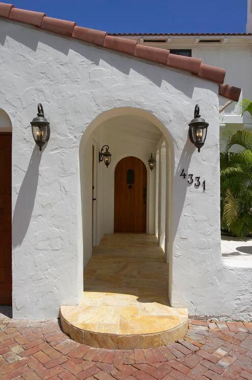 7Sea Gull Outdoor Wall Lamp