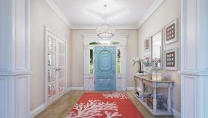 1pendant lamp size foyer