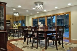 2Ceiling Light Fixtures dining