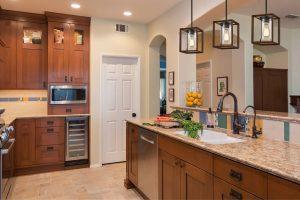 5pendant kitchen