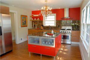6glass kitchen