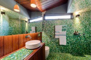 6Installing a Pendant bathroom