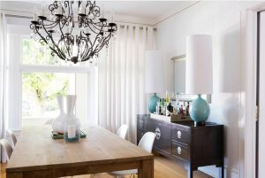 3table lamp - dining1