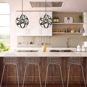 3Industrial Pendant-kitchen island