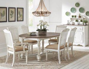 3Beaded Light Fixtures-dining1 - AX5199-5DU