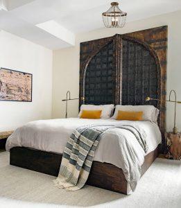 5Beaded Light Fixtures-bedroom1 - CL7126-4CU