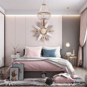 6Beaded Lights-bedroom2 - TJM5230-4DU