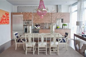 7Beaded Lights-kitchen1-pink