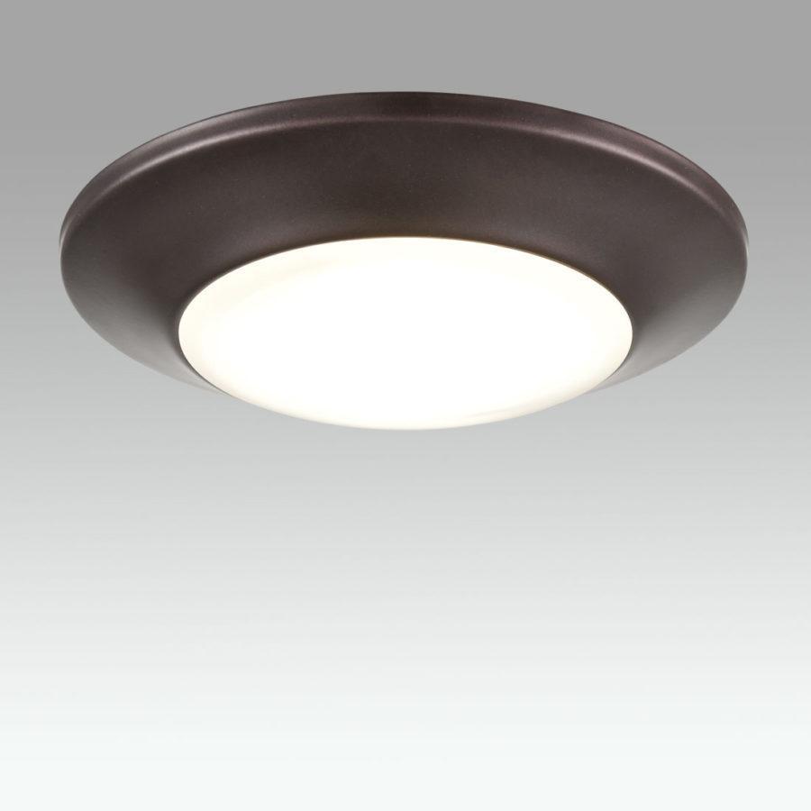 4 Pack Modern LED Disk Light Flush Mount Ceiling Light Warm White