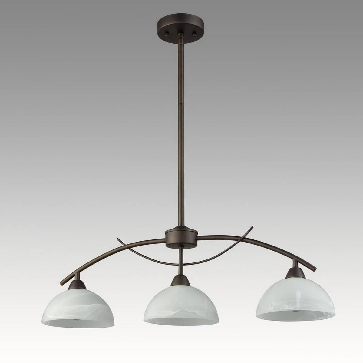 Vintage 3-Light Kitchen Pendant Lighting, Golden Bronze