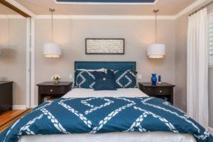 2pendant bedroom