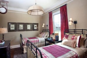 6Iron Wall light-bedroom2