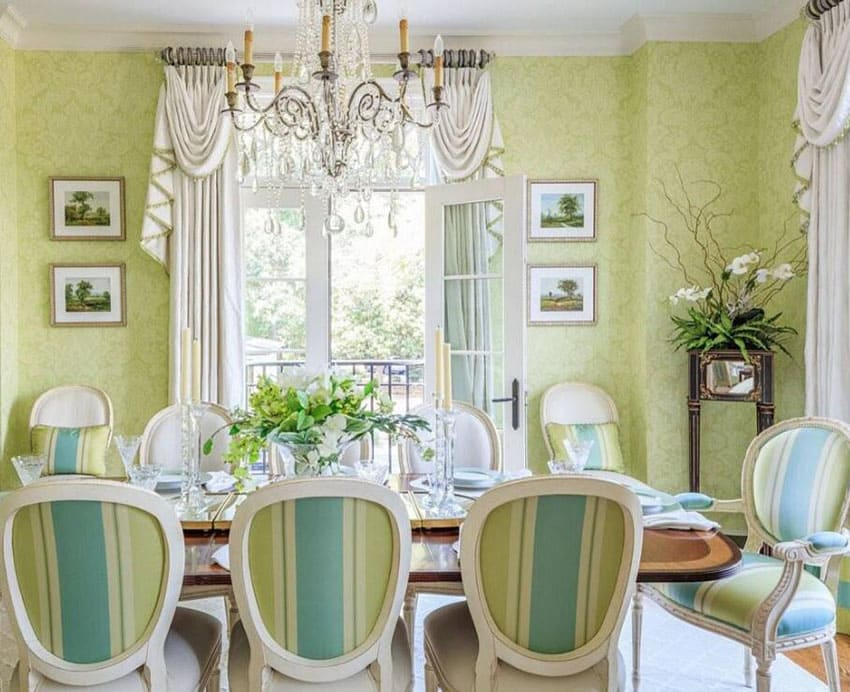 dining room chandelier featured