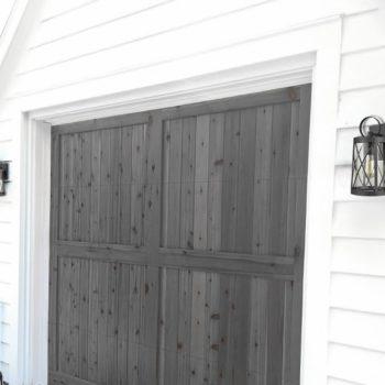 Dusk to Dawn Outdoor Lights Wall Mount Front Porch Light Fixture