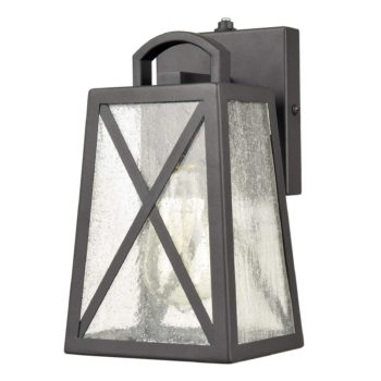 Dusk to Dawn Outdoor Lights Wall Mount Porch Lights Set of 2
