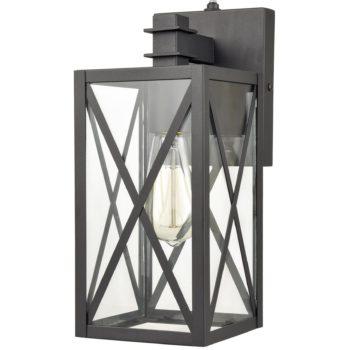 Dusk to Dawn Porch Outdoor Wall Lights Exterior Lantern