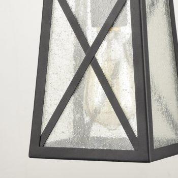 Modern Outdoor Pendant Light Fixture for Front Porch