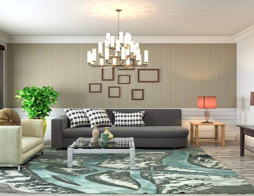 6 Living Room Chandelier Ideas You Should Check Out