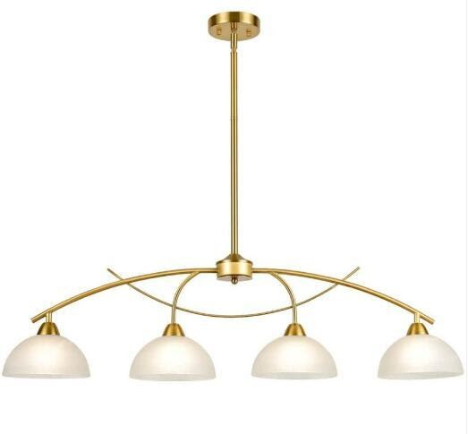 Chic Side with Pendant Lighting
