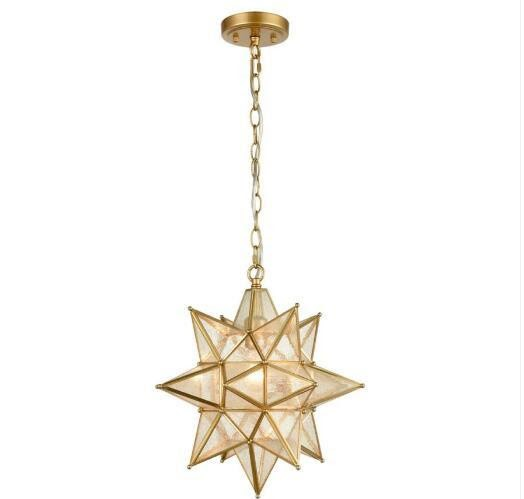 Glam with Star Chandeliers