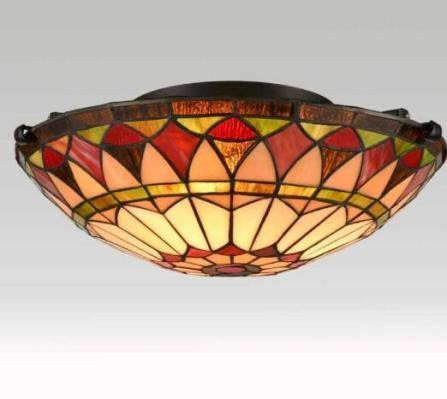 Tiffany Stained Glass Orbs